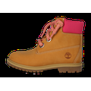 Boots Timberland Convenience Femme Beige