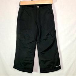Columbia Bottoms   Columbia Kids Ski Snowboard Snow Pants 45 Black   Color: Black   Size: 45