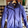 Columbia Jackets & Coats | Columbia Womens Snowboarding Jacket | Color: Purple | Size: S