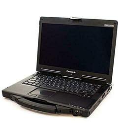 "Panasonic Toughbook 53, CF-53 MK3, Intel Core i5-3340M @2.70GHz, 14"" HD Touchscreen, 8GB, 256GB SSD, Windows 10 Pro, WiFi, Bluetooth, DVD, 4G LTE (Renewed)"