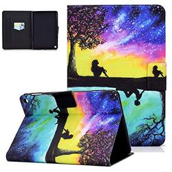 Kindle Fire HD 8 Case 10th Generation, Fire HD 8 Plus Tablet Case 2020, HD 8 2020 Cover, UGOcase Auto Sleep Wake Lightweight Thin Defender Soft TPU Back Case for Amazon Fire HD 8 / Plus, Reflection