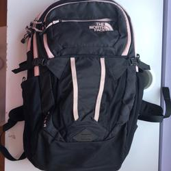 The North Face Bags   North Face Recon Backpack   Color: Black/Pink   Size: Os