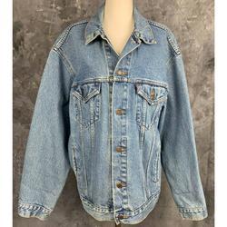 Levi's Jackets & Coats   Levis Mens Cotton Denim Trucker Jean Jacket Sz Xl   Color: Blue   Size: Xl