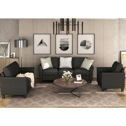 Red Barrel Studio® Living Room Sets Furniture Armrest Sofa Single Chair Sofa Loveseat Chair 3-Seat Sofa (Chairloveseat Chair&3-Seat Sofa | Wayfair