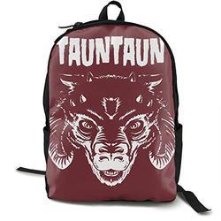 Casual Classic Backpack Danzig Shoulder Backpacks Waterproof Bags Student Backpack Travel Hiking Camping Daypack Backpack for Men/Women