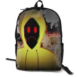 Casual Classic Backpack Creepypa-sta Shoulder Backpacks Packable Bags Bookbag Backpack Travel Hiking Camping Daypack Backpack for Men/Women