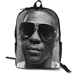 Casual Classic Backpack Lil Boosie Shoulder Backpacks Packable Bags Laptop Backpack Travel Hiking Camping Daypack Backpack for Men/Women
