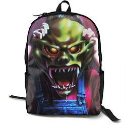 Casual Classic Backpack Goosebumps-Say Cheese and Die! Shoulder Backpacks Waterproof Bags Laptop Backpack Travel Hiking Camping Daypack Backpack for Men/Women