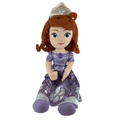 Disney Toys   Disney 27 Inch Princess Sofia The First   Color: Purple   Size: Approx. 27 Inches