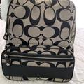 Coach Bags   Coach Monogram Classic Backpack   Color: Black/Gray   Size: Os