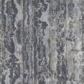 Clarke&Clarke LLC MYSTIC-SILVER in Gray, Size 36.0 H x 54.75 W in   Wayfair F1337/01.CAC.0
