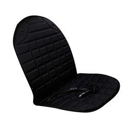 Shiatsu Back Seat Cushion with Heat Pressure Shiatsu Full Back Massager Massage Chair Pad for Home Office Use