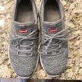 Levi's Shoes | Mens Levis Casual Shoes. Sz 10. Gray. | Color: Gray | Size: 10