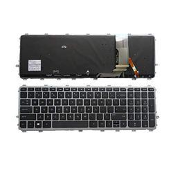 New English Keyboard for HP 17 15 17T 15T 15T-J 15Z-J 15t-j000 15z-j000 US Laptop Keyboard Backlit