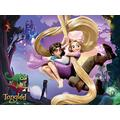 Tangled Backdrop | Disney Princess | For Girl | Birthday | Party Decorations | Background | Photography | Photo Banner
