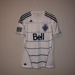 Adidas Shirts & Tops   Adidas Youth Vancouver Whitecaps 2012 Home Jersey   Color: White   Size: Youth L