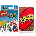 Jeu de cartes Super Mario UNO pour enfants, Puzzle famille, divertissement amusant, jeux de société,