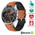 Montre connectée i9 pour hommes et femmes, bracelet d'activités sportives, étanche, avec écran rond
