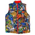 Nike Jackets & Coats | Nike Sb Youth Medium Vintage Retro Puffer Reversib | Color: Blue/Red | Size: Medium
