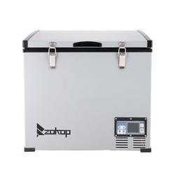 Winado Portable Refrigerator 64 Quart(60 Liter),Mini Car Truck RV Boat Fridge Electric Cooler For Driving, Travel, Fishing, Picnic | Wayfair