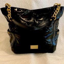 Michael Kors Bags   Michael Kors Bags, Tote Bag   Color: Black/Gold   Size: Os