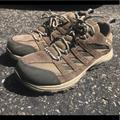 Columbia Shoes | Columbia Crestwood Waterproof Hiking Shoe | Color: Brown/Tan | Size: 8.5