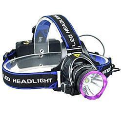 GyLazhuziztd Light Rechargeable Long Shot Lightweight Compact Waterproof Fishing Camping,USB Rechargeable Headlamp for Running, Dog Walking, Biking, Camping, Reading, Homecrafts