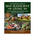 Skyhorse Publishing Educational Books - Essential Guide to Self-Sufficient Living Paperback