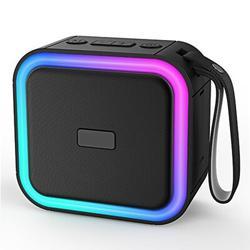 Ancheer Mini Bluetooth Wireless Speaker Portable USB IPX7 Waterproof Stereo Sound Speaker 1800Mah Li-Ion Battery 3.5Mm Audio Interface Support Max 32G