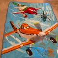 Disney Toys   Disney Planes Blanket And Toy   Color: Blue/Green   Size: Osb