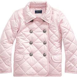 Polo By Ralph Lauren Jackets & Coats | Girls Pink Ralph Lauren Puffer Jacket | Color: Pink | Size: 3tg