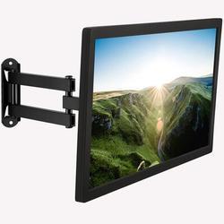 """Mount-it Full Motion TV Wall Mount for 19""""-40"""" Screens in Black, Size 5.75 H x 4.5 W x 15.0 D in   Wayfair MI-2042"""