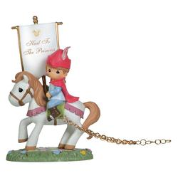 Disney Showcase Collection Hail To The Princess Birthday Parade Figurine Table Decor by Precious Moments, Multicolor