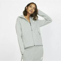 Nike Jackets & Coats | Nike Sportswear Tech Fleece Cape Hoodie Jacket | Color: Gray | Size: M
