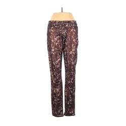 Else Jeans Jeans - Low Rise: Gold Bottoms - Size 24
