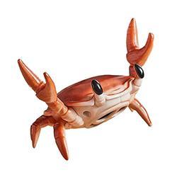 2 in 1 Portable Crab Shape Wireless Bluetooth Speaker Phone Stand, Penholder, Multifunction - Orange