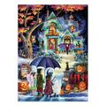 Vermont Christmas Company Puzzles multi - Blue & Green Fright Night 1,000-Piece Jigsaw Puzzle