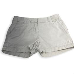 J. Crew Shorts   J. Crew Broke-In Chino City Fit Size 0   Color: Tan   Size: 0