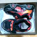 Disney Shoes | Boys Cars Athletic Shoes | Color: Black/Red | Size: 7bb