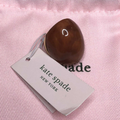 Kate Spade New York Jewelry   Kate Spade Mood Ring Resin Ring (Brown) Size 6   Color: Brown   Size: Os