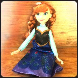 Disney Other   Barbie Like Doll   Color: White   Size: Barbie Doll Size