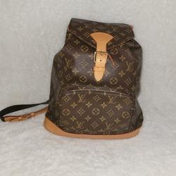 Louis Vuitton Bags | Luis Vuitton Gm Backpack | Color: Brown/Tan | Size: Os