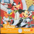 Disney Other   1000 Piece Disney Puzzle   Color: Red   Size: 68cm X 48cm
