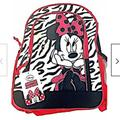 Disney Accessories | Sorry Its Sold! Disney Minnie Mouse Backpack | Color: Red/White | Size: 16 X 13