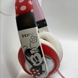 Disney Other   Disney Minnie Mouse Ihome Headphones   Color: black   Size: Os