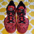Nike Shoes | Nike Kobe 8 System Challenge Tennis Shoes | Color: Orange/Red | Size: 8