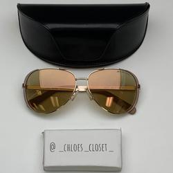 Michael Kors Accessories | Michael Kors Chelsea Mk5004 Sunglassesps251 | Color: Gold/Pink | Size: Lens: 59 Mm,Bridge: 13 Mm, Temple: 135 Mm