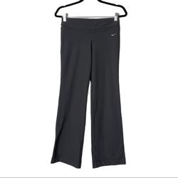 Nike Pants & Jumpsuits | Nike Dri-Fit Be Strong Gray Yoga Pants Boot Cut S | Color: Gray | Size: S