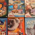 Disney Toys | Kid'S Dvd'S | Color: Blue/Orange | Size: Osbb