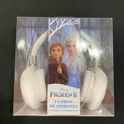 Disney Other | Frozen Ll Headphones With Built-In Microphone | Color: black | Size: Os